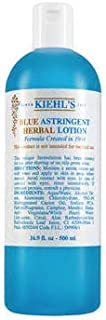 Kiehl s Since 1851 Blue Astringent Herbal Lotion (16.9 oz)
