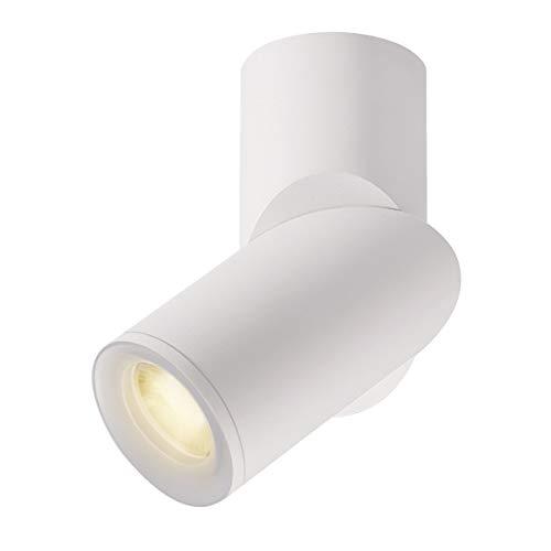 Budbuddy 12W Faretti LED da soffitto Faretto orientabile Lampada LED da soffitto plafoniera Spot led faretto LED a soffitto orientabile