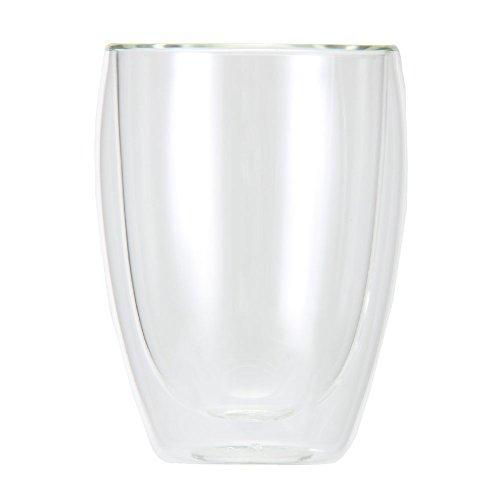 bodum ボダム パヴィーナ ダブルウォールグラス 2個セット 0.35L