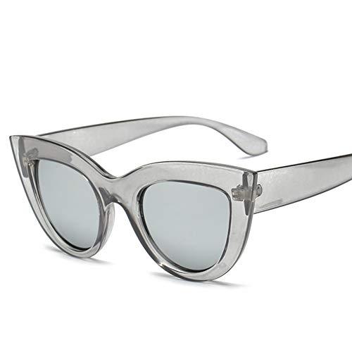Mode Kat Oog Zonnebril Vrouwen Sexy Gradient Lens Cateye Zonnebril Voor Vrouwelijke Vrouwen Bril Retro Zonnebril