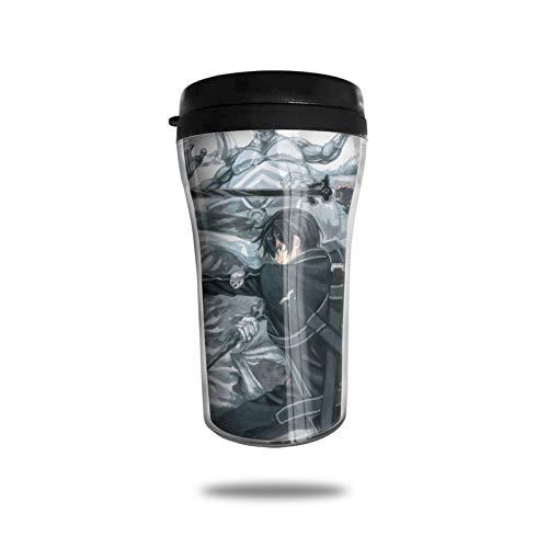 Sword Art Online - Tazas de café con tapa (250 ml)