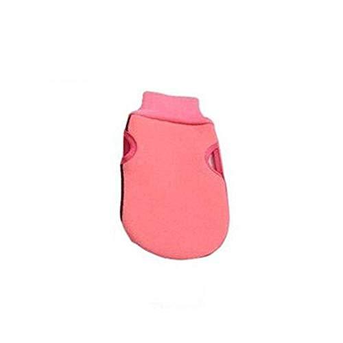 Gant de douche exfoliant pour le dos - Antidérapant - Massage complet du corps - Double lingettes - 22,5 x 14 cm