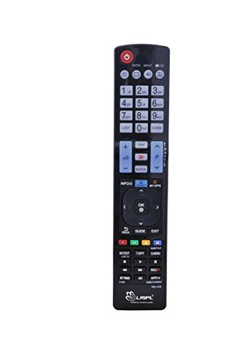 LRIPL Compatible Remote for LG LED/LCD TV With 3D Function
