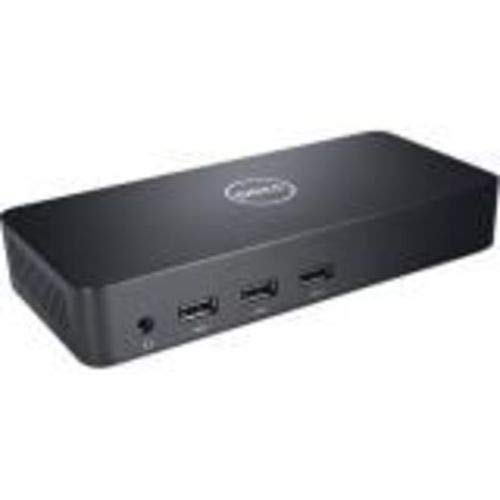Dell D3100 Docking Station - Black