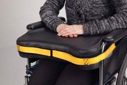 Secure SLC-1 Easy Release Wheelchair Lap Tray Safety Positioning Cushion