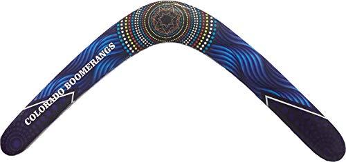 Black Star Boomerang - Right Handed