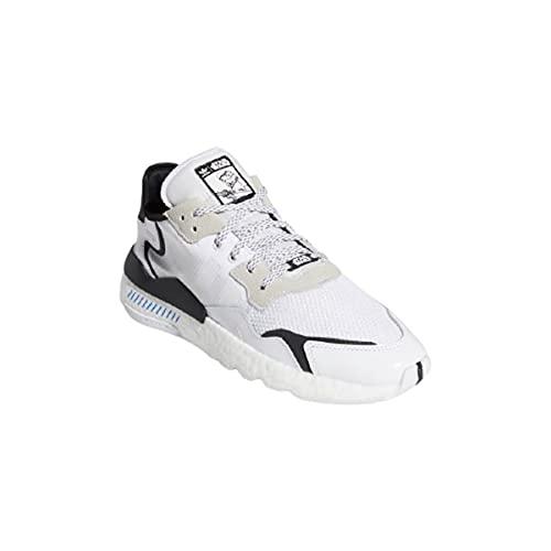 adidas Mujer Nite Jogger - Star Wars Zapatillas Blanco, 37 1/3