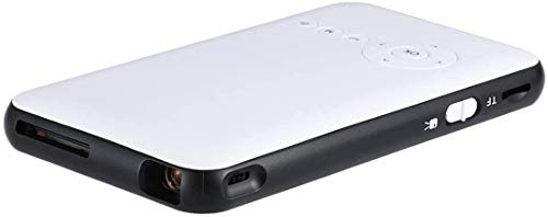 TIANYOU Proyector Wifi Dl-S6 1000 Lumens 854X480 Enfoque automático/A