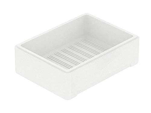 Poliestireno Caja blanco aislante Caja t/érmica Caja nevera caliente caja 23,7/x 19,8/x 15,5/cm/ /2,33/litros.