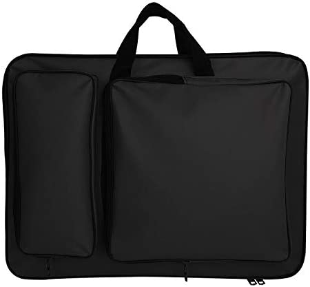 Water Resistant Art Portfolio Carry Bag A3 Student Art Work Portfolio Tote Drawing Board Bag product image