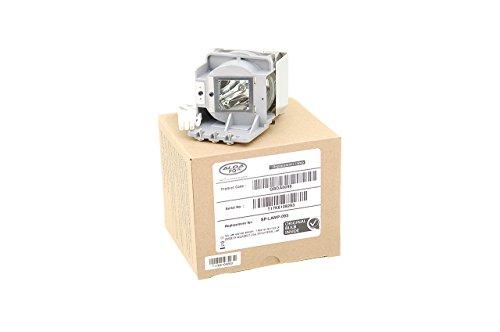 Alda PQ Professionell, Beamerlampe/Ersatzlampe SP-LAMP-093 passend für INFOCUS IN112x, IN114x, IN116x, IN118HDxc, IN119HDx Projektoren, Markenlampe mit PRO-G6s Gehäuse/Halterung