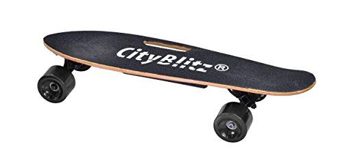 CityBlitz E-SKATEBOARD CB013, Schwarz*