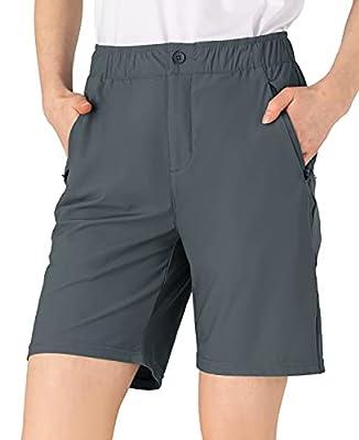 Rdruko Women's Golf Shorts