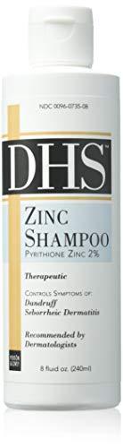 DHS Zinc Shampoo 8 oz (Pack of 2)