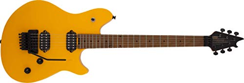EVH Wolfgang WG Standard Electric Guitar (Taxi Cab Yellow)