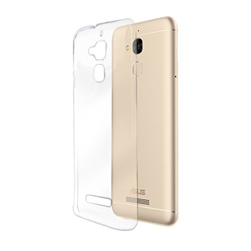 Zenfone3 Max ケース ZC520TL TPUケース スーパークリア 透明