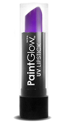 Smiffys - SM46131 - Rouge à Lèvres UV 4 Gr Violet