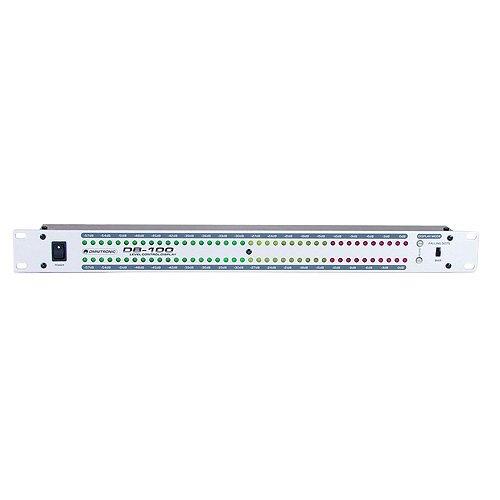 Omnitronic 10453010DB–100Decibel Level Meter