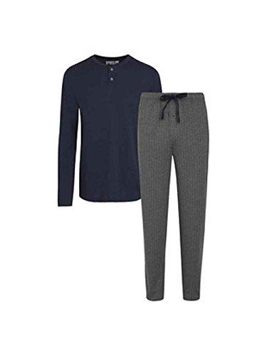 Jockey Night & Day Pyjama lang Herren