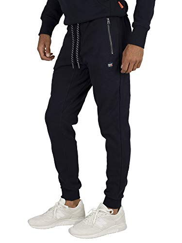 Superdry Herren Jogginghose Collective Jogger Box Navy blau - M