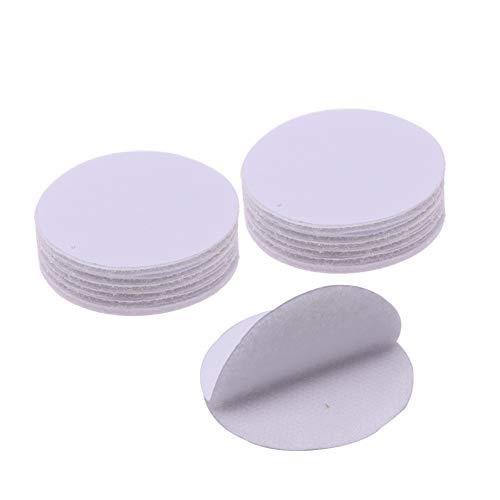 Almohadillas adhesivas reutilizables de doble cara autoadhesivas, cinta adhesiva de gancho y...
