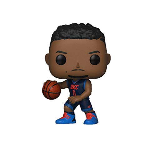 Funko Pop Basketball : Oklahoma City Thunder - Russell Westbrook Vinyl 3.75inch for NBA Fans SuperCollection