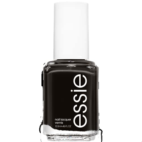 essie Nail Polish Glossy Shine Finish licorice 0.46 fl oz