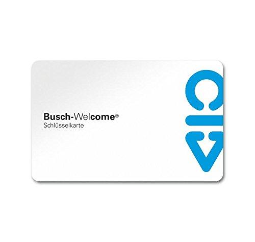 Busch-Jaeger Schlüsselkarte 83173 BuschWelcome Zubehör Busch-Welcome Funktionsmodul für Türkommunikation 4011395197530