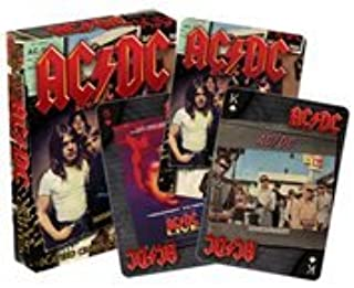 Aquarius AC/DC Highway To Hell Playing Cards