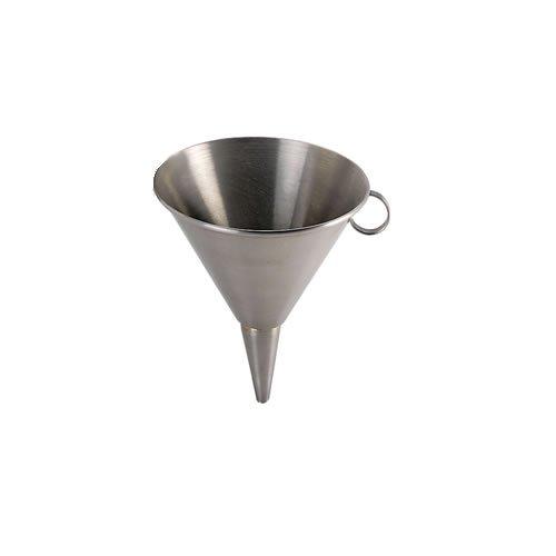 DE BUYER -3356.12N -entonnoir inox sans filtre ø 12cm