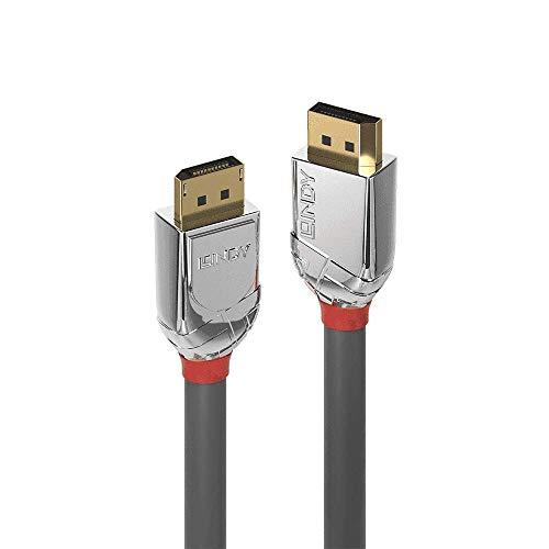 LINDY 2m Cromo® DisplayPort Kabel