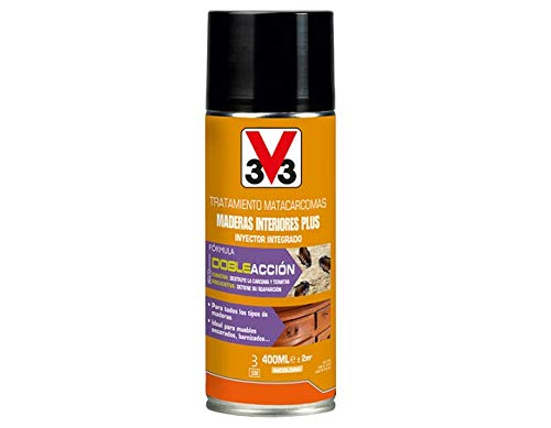 TRATAMIENTO ANTICARCOMA V33 SPRAY