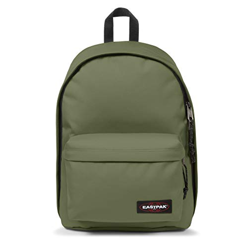 EASTPAK OUT OF OFFICE Mochila tipo casual, 44 cm, 27 liters, Verde (Quiet Khaki)