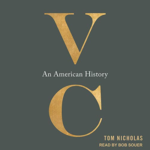 VC Audiobook By Tom Nicholas cover art