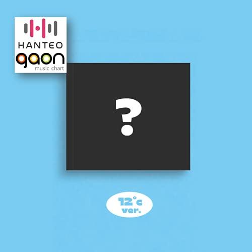 ONF - POP PING [12°C ver.] (Pop-up Album) Album+BolsVos K-POP Webzine (9p), Decorative Stickers, Photocards