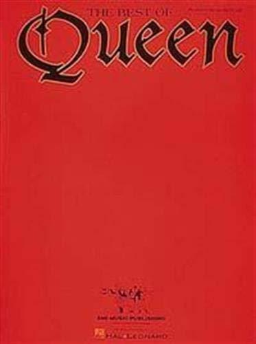 The Best Of Queen -For Piano, Voice & Guitar-: Buch für Klavier, Gesang, Gitarre