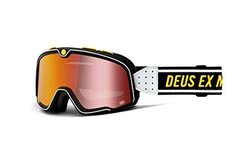 ゴーグル 100% BARSTOW (バーストゥ)Deus (デウス) モトクロス 正規輸入品 WESTWOODMX