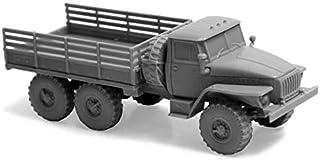 Zvezda 1/100 Zvezda No.7417 Soviet Army Truck Ural 4320
