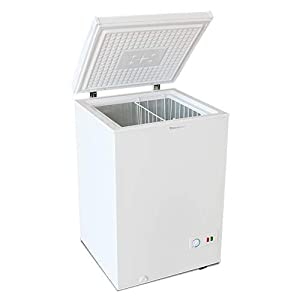 Congelador Arcón MILECTRIC Horizontal (Blanco) A+ 100 litros - Dual System - 4**** (100L)