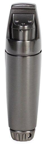 WINDMILL(ウインドミル)ガスライターBEEP3バーナーフレームガンメタルBE3-1007