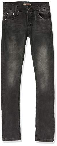 Blue Effect 0226 Jungen Ultrastretch Jeans, Schwarz (Black denim), 92