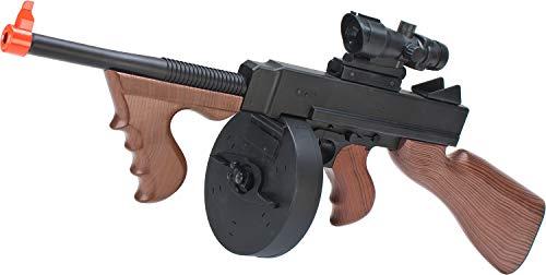 Evike JG Tommy Gun Chicago Typewriter Airsoft Spring Rifle
