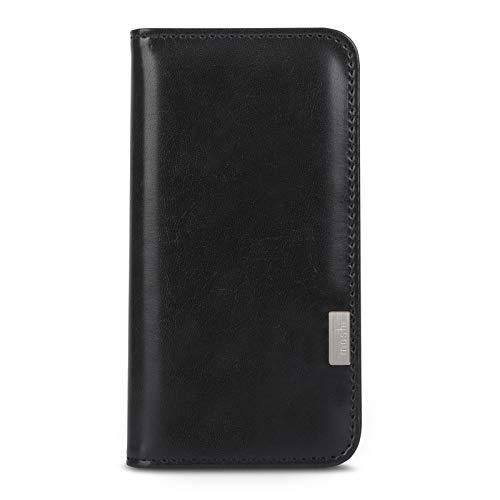 Moshi 99mo091002Overture Funda para Apple iPhone 7Plus, Color Negro