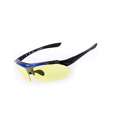 HBGGG Sport-Zonnebril, gepolariseerde dameszonnebril, geschikt voor autorijden, hardlopen, wandelen, vissen en golfen UV 400 bescherming