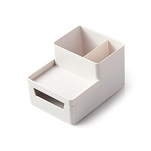 MCTY Portacápices titular del cajón de la pluma Contenedor simple útil de la pluma para el hogar Oficina Organizador Artesanía