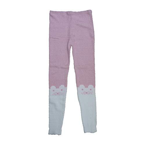 Sockswear Damen Kuschel Leggings rosa L/XL