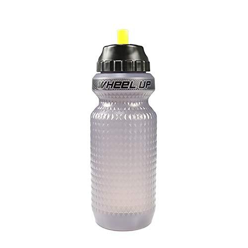 DPGPLP Botella de Agua para Ciclismo, Deportes al Aire Libre, Botella de Agua para Fitness, Boquilla a Prueba de Fugas, diseño portátil, Bicicleta de montaña, Deportes, Taza de Agua