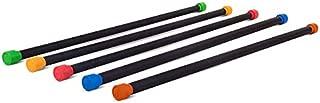 Fitness Republic Sculpting Balance Bars | Body bar Workout Fitness Stick | Padded Squat bar | Weight Lifting bar, Straight Weight bar
