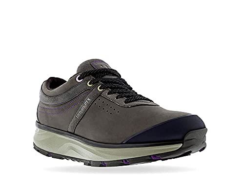 JOYA - Montana Low PTX Brown - Damen Outdoor-Schuhe aus Nubukleder 37 2/3