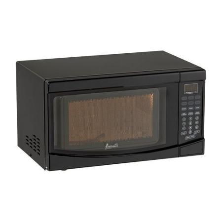 Avanti MO7192TB 0.7-cu.-ft. Electronic Microwave Oven - Black